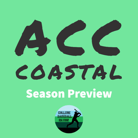 Upstart Virginia Set To Lead ACC Coastal