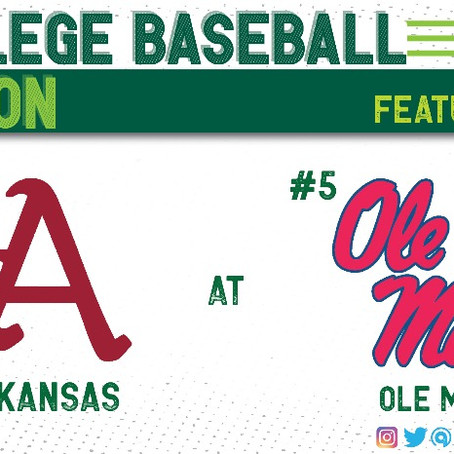 Arkansas Outlasts Ole Miss, Reclaims Number One Ranking