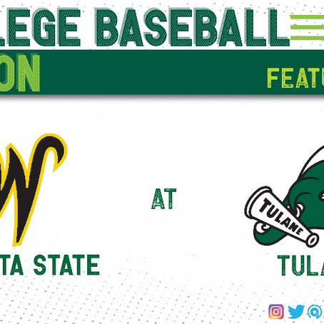 Tulane Rejoins National Conversation With Sweep of Wichita State