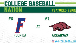Arkansas Claims SEC Championship with Sweep of Florida