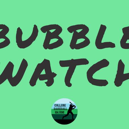 NCAA Tournament Bubble Watch (5/24)