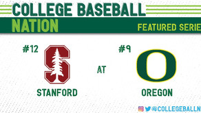 Stanford Launches Into Top Ten With Series Win at Oregon
