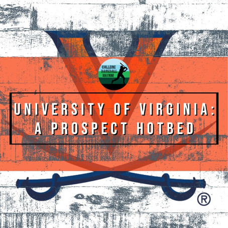 University of Virginia: A Prospect Hotbed
