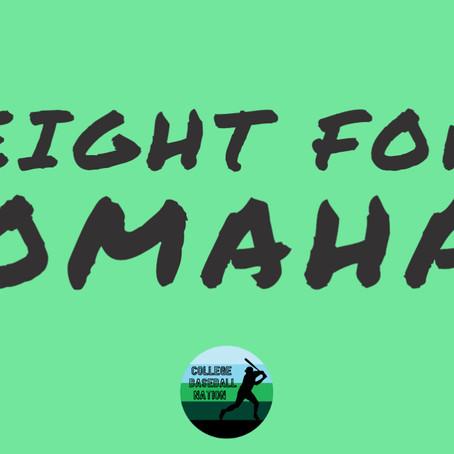 College Baseball Nation's Eight For Omaha Picks