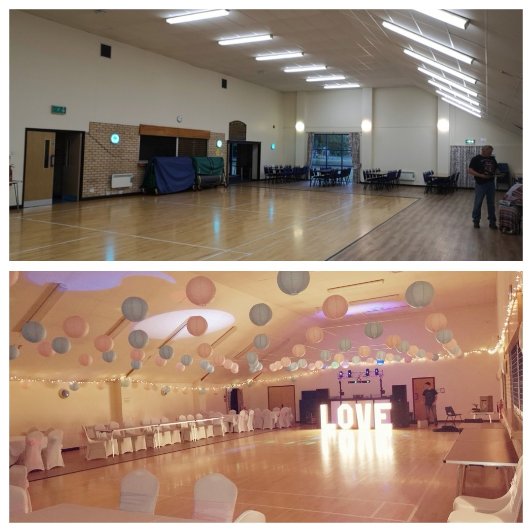 Village Hall Transformation