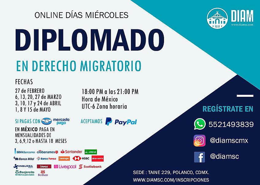 DIPLOMADO_2_poster_Online_días_miercoles