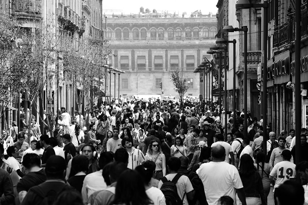 Calle Madero, Zocalo