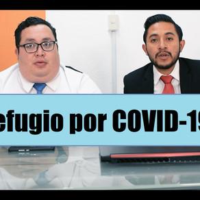 ¿Puedo pedir refugio o regularizarme en México por el COVID 19?