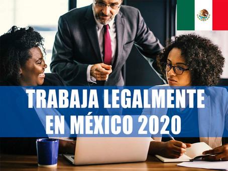 Derecho laboral para migrantes en México