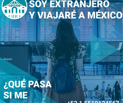 DEPORTACIÓN de México