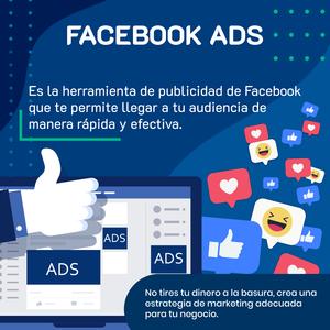 Facebook Ads, publicidad en facebook