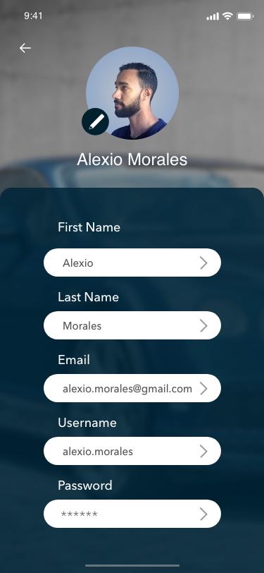 iPhone X _Profile