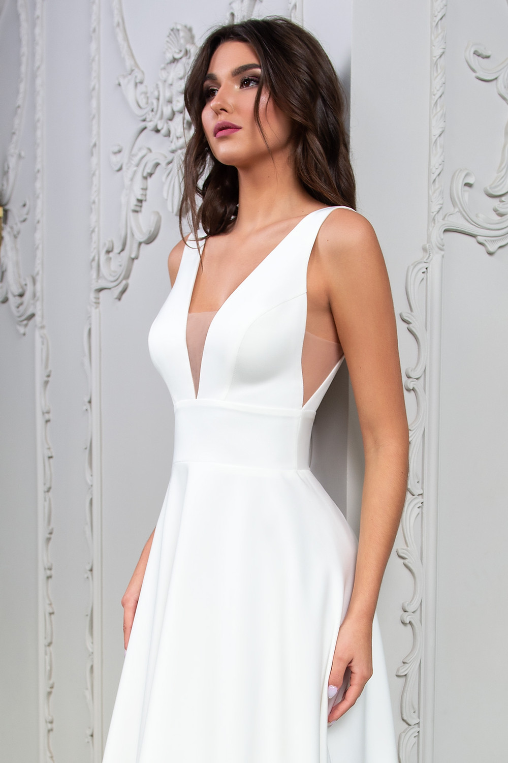 Gorgeous A-line Bridal gown Alberta from collection The Charm by Hadassa