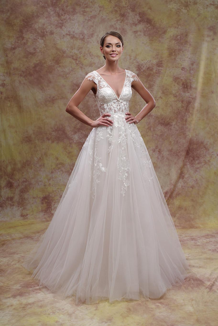 A-line Wedding dress Mandy