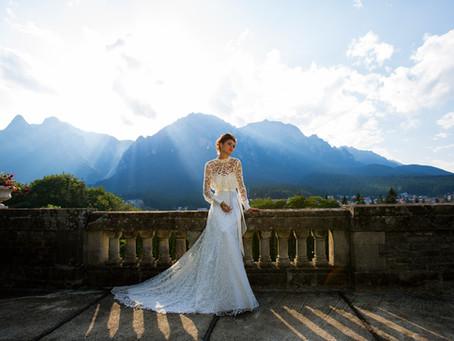 Bestseller! Amazing wedding dress with bolero Vanessa!