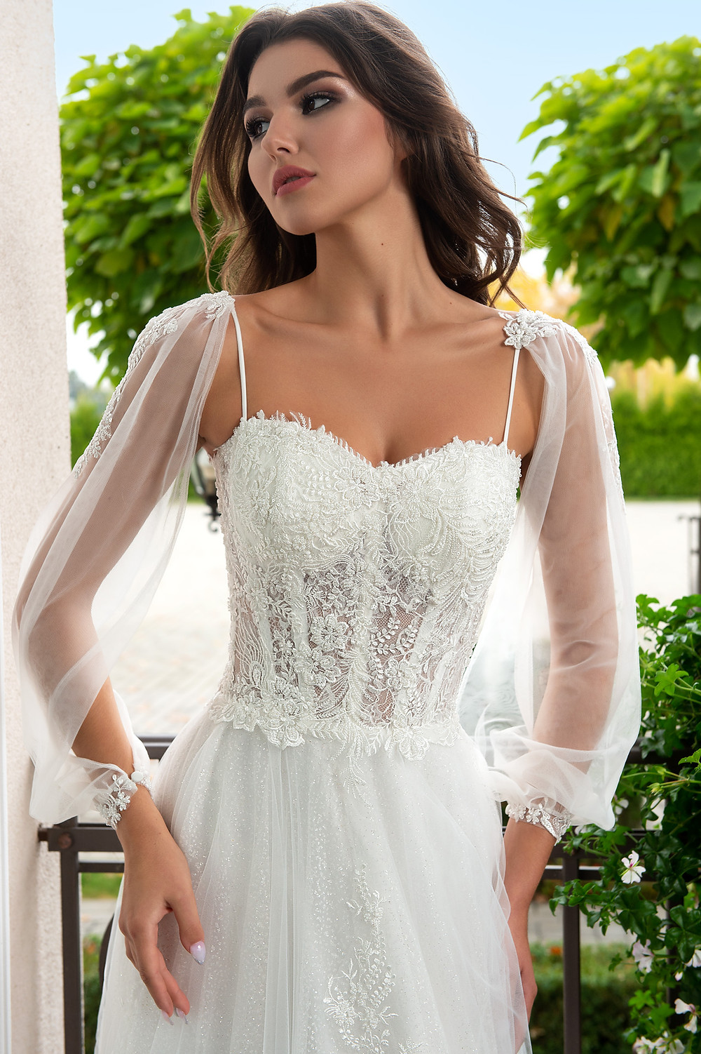 A-line Wedding dress Tavia