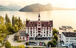 Hotel Vitznauerhof in Vitznau