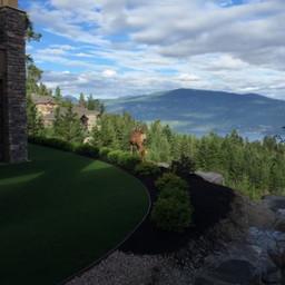 United Landscapes - Wesbuild / Predator Ridge