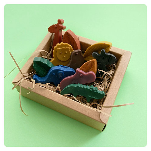 Safari, Dino or Sea Life Box Wholesale