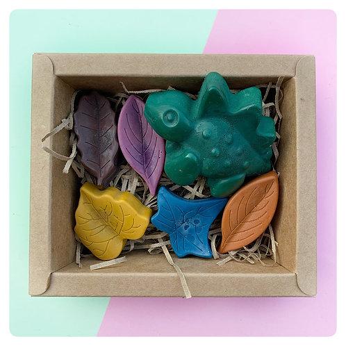 Chunky Dinosaur Box