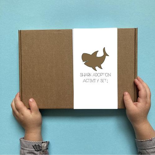Shark Adoption Activity Set