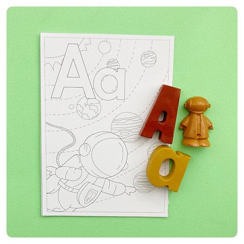 Alphabet  Letter set Wholesale