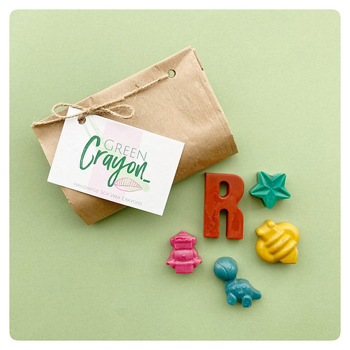 Mixed Packet with Letter