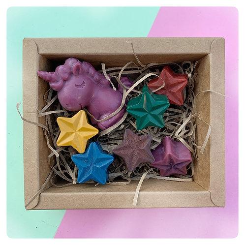 Chunky Unicorn Box