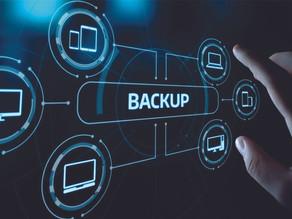Vamos falar de segurança de informações? Backup?