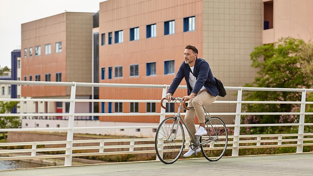 quando a bike é o transporte