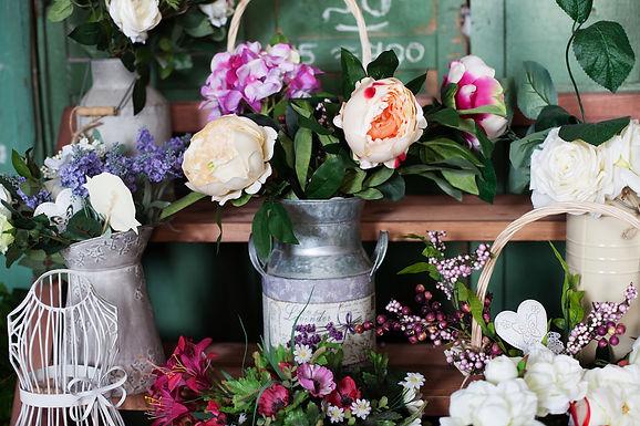 Folhagens/Flores