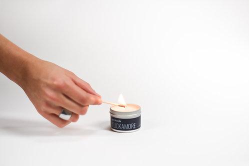 2oz Soy Wax Candle Tin