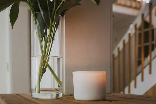 Candle in Ceramic Tumbler