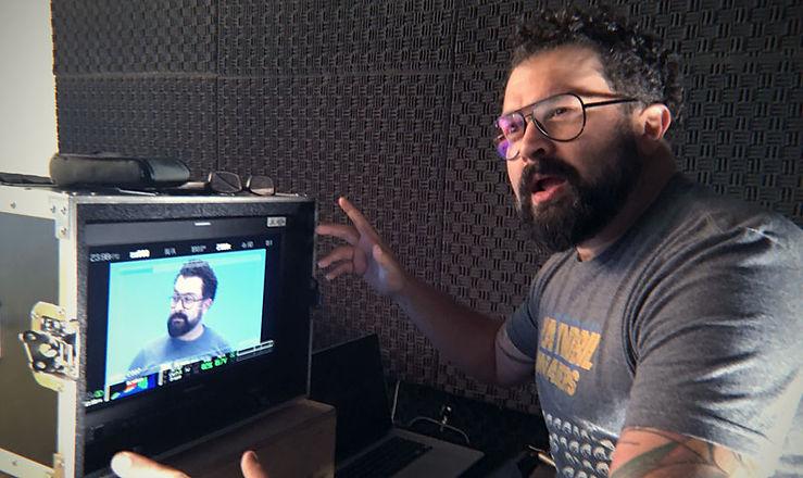 Tiago Alves Diretor de Cena, Visual Storyteller. Cretaive Content Creator