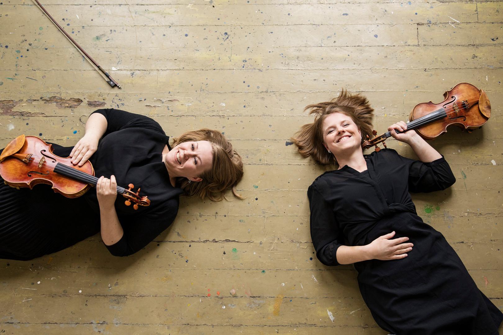 Kviven duo - foto Kristin Støylen