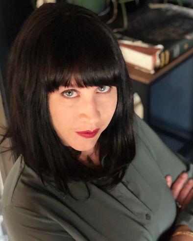 Anna Nasset Stalking Speaker