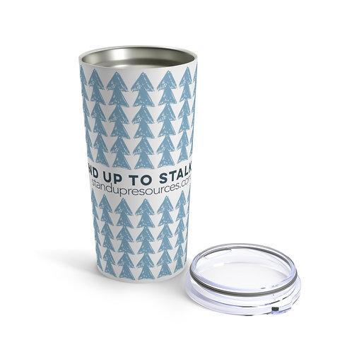 stand UP travel mug