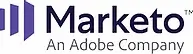 Marketo Logo an Adobe Company