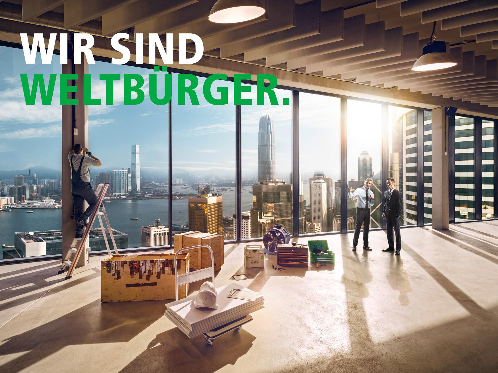 HDI Global Markenkampagne