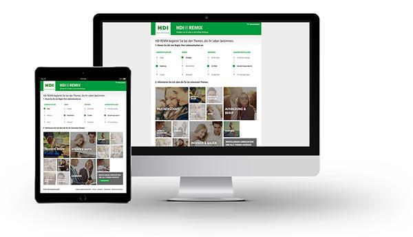 HDI REMIX Online-Ratgeber