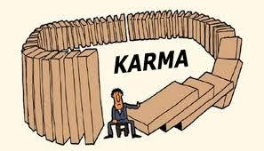 La legge della Causa e dell'Effetto o la legge del karma