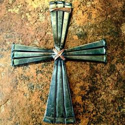 Nail Art Cross1