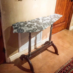 Orbicular Granite table