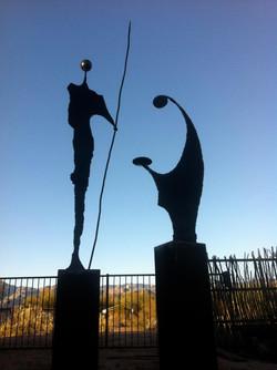 Masai Warrior; The Gift