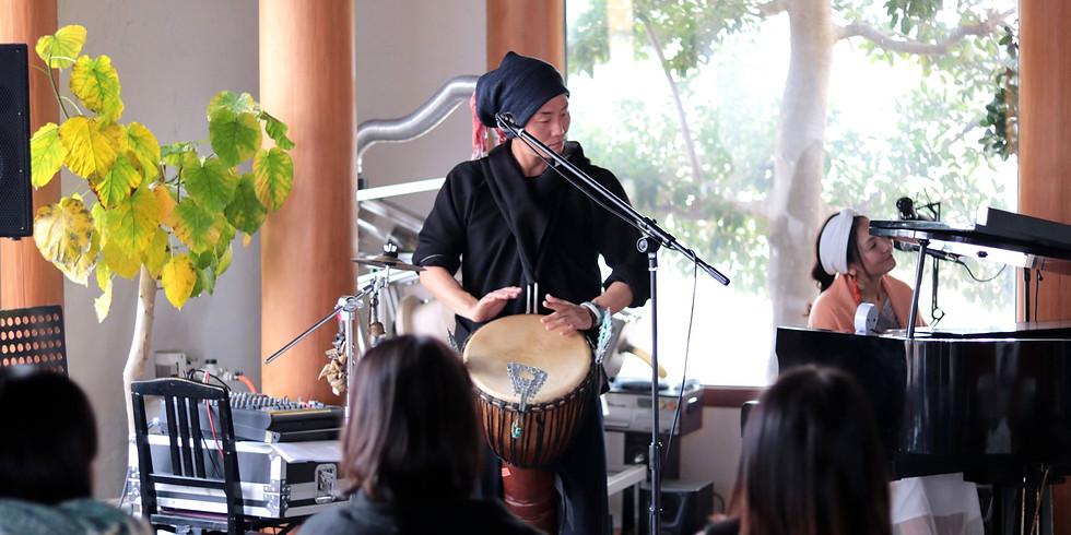 奈良|植物の声が聴ける⁈♪大地の音楽会♪