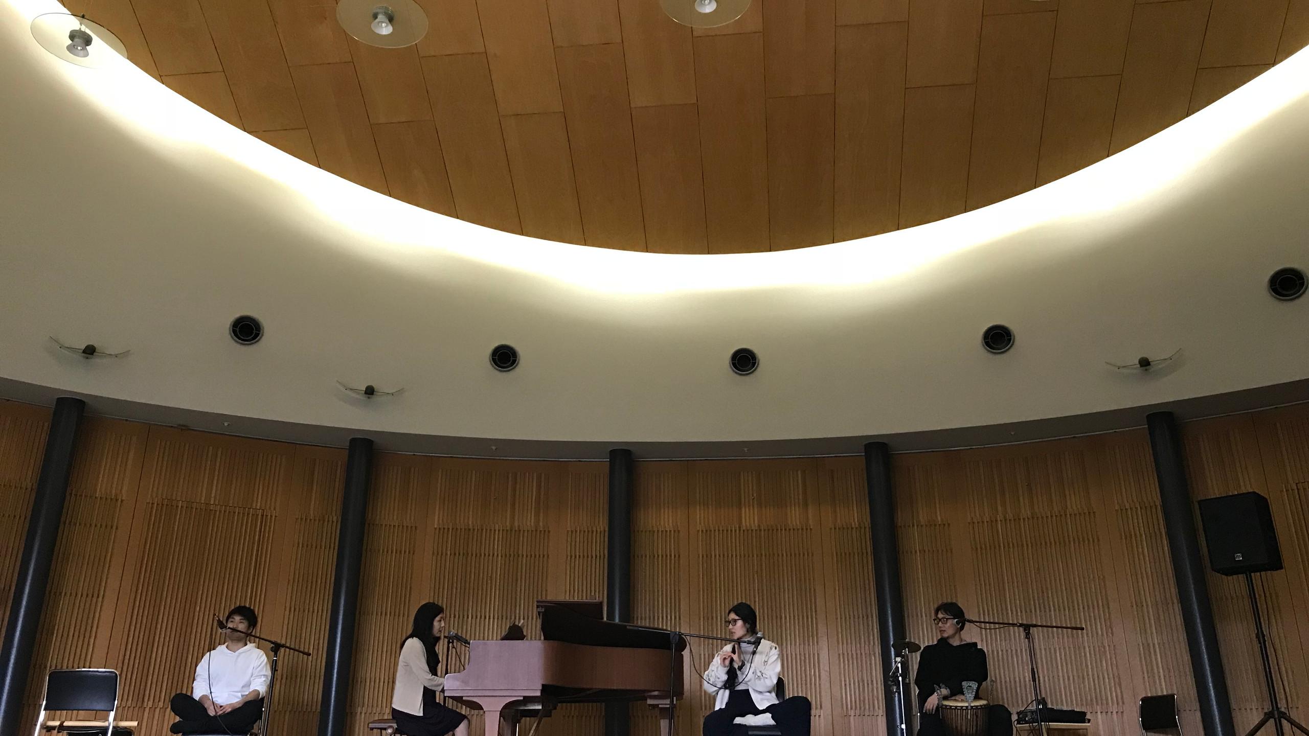 法楽寺ヒーリングマントラコンサート