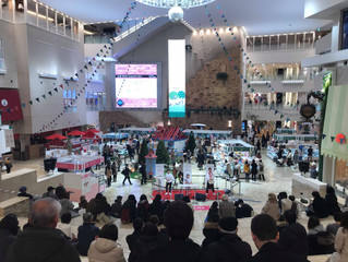 梅田阪急祝祭広場