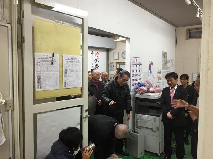 Facebook - 西田薫大阪府会候補がみごと三選目の当選を果たし ました。守口市の皆様9日間大きなマイクでお騒がせ致しました。私も微力なからお手伝いさせて頂