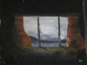 Cabin Loch Nevis