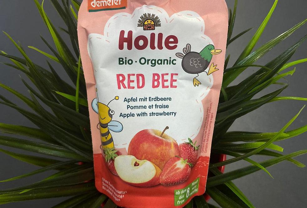 Biezenītis sarkanā bite